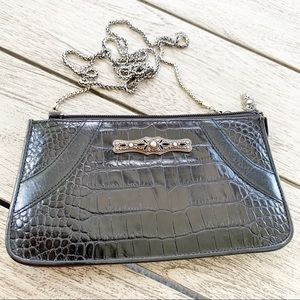 Brighton Chain Strap Clutch Bag